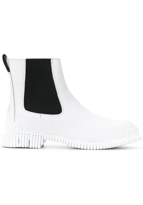 Camper Lab Pix ankle boots - White