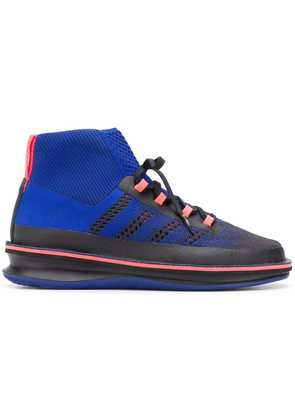 Camper Rolling lace-up boots - Blue