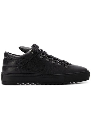 Filling Pieces mountain sneakers - Black