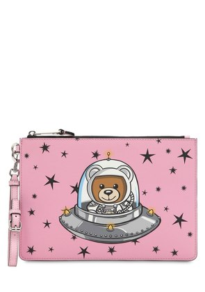 MEDIUM TEDDY UFO POUCH