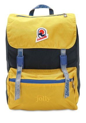 JOLLY BACKPACK W/ VINTAGE EFFECT