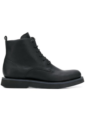 Camper lace-up boots - Black