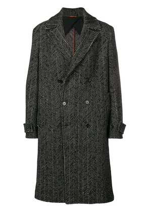 Missoni double breasted coat - Black