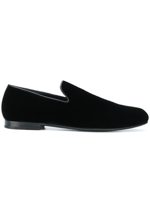 Jimmy Choo Sloane loafers - Black