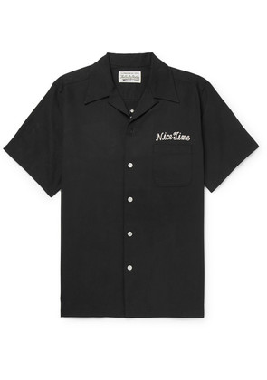 best cheap 14427 3243f camp-collar-embroidered-tencel-and-cotton-blend-shirt-mr-porter-photo.jpg