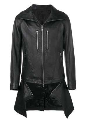 D.Gnak hooded zipped jacket - Black