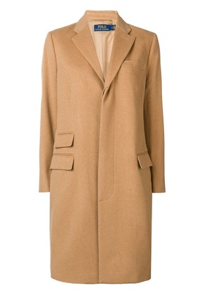 Polo Ralph Lauren single breasted coat - Neutrals
