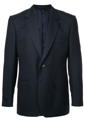 Gieves & Hawkes formal fitted blazer - Blue