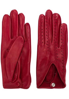 Gala perfectly fitted gloves - Red