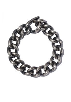 Hum chunky cable chain bracelet - Unavailable