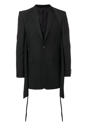D.Gnak straight fit jacket - Black