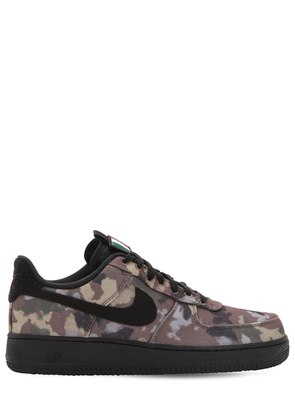 AIR FORCE 1 '07 CAMO SNEAKERS