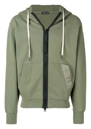 Tom Ford loose fitted jacket - Green