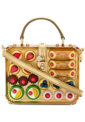 Dolce & Gabbana Dolce box shoulder bag - Multicolour