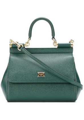 Dolce & Gabbana small Sicily bag - Green