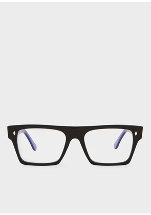 Cutler And Gross + Paul Smith - Black Ink Spectacles - Limited Edition