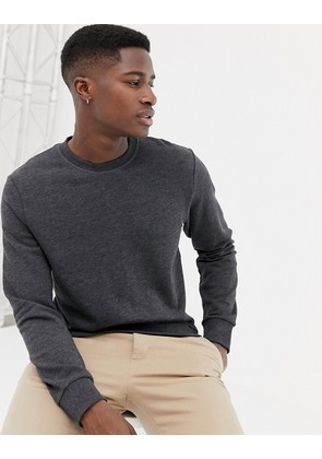 Jack & Jones Essentials Sweatshirt - Dark grey melange