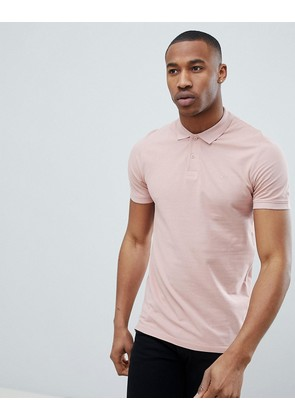Jack & Jones Essentials Polo - Misty rose