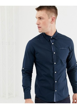 Jack & Jones shirt - Navy