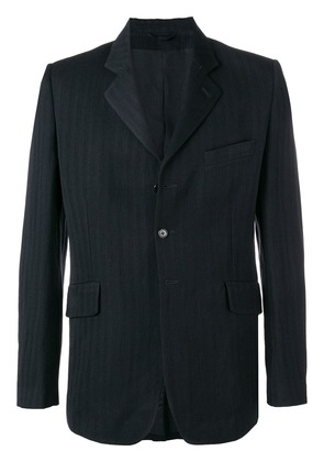 Ann Demeulemeester tailored blazer - Black