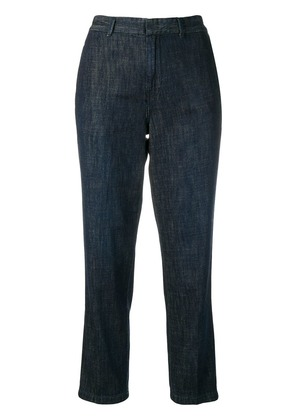 Polo Ralph Lauren cropped straight leg jeans - Blue