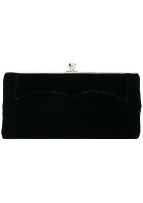 Victoria Beckham pocket clutch - Black