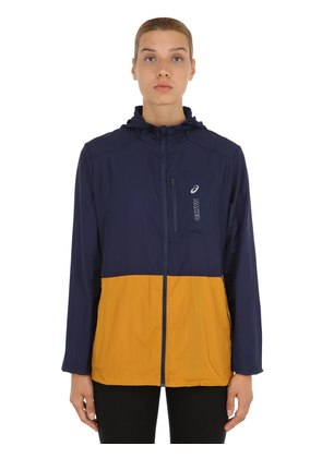 NAKED PACKABLE TRACK JACKET
