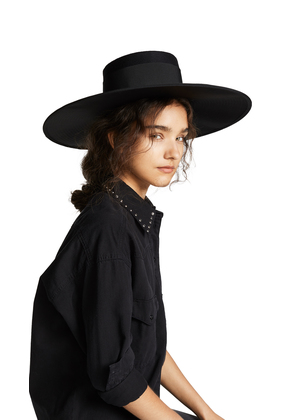 Marc Jacobs Large Boater Hat