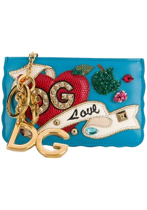 Dolce & Gabbana Love purse - Blue
