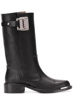 Barbara Bui high ankle biker boots - Black