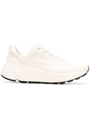 Del Carlo lace-up sneakers - White