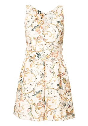 Zimmermann floral print dress - Multicolour