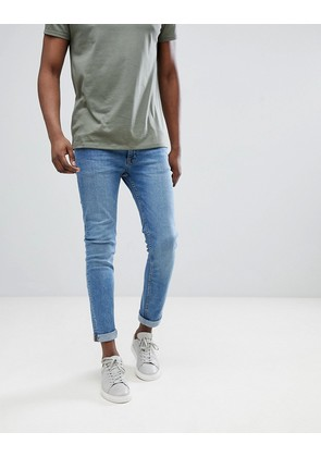Jack & Jones Intelligence Skinny Fit Jean - Blue