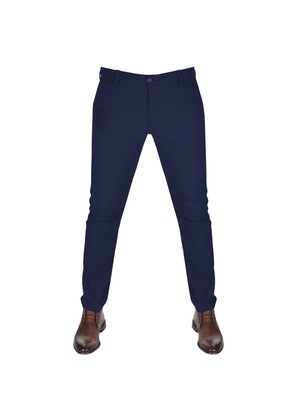 Lyle And Scott Slim Fit Chino Trousers Navy