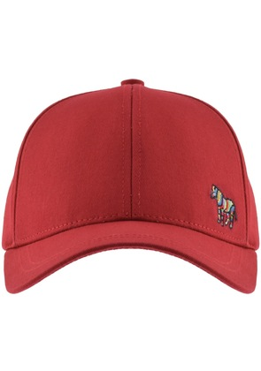 PS By Paul Smith Baseball Cap Red