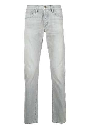 Tom Ford slim-fit jeans - Grey