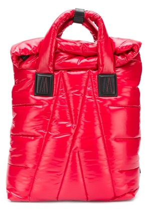 Moncler padded backpack - Red