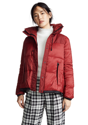 Otto d'ame Cloud Puffer Jacket