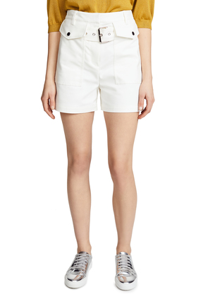 3.1 Phillip Lim Belted Shorts