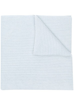 3.1 Phillip Lim ribbed scarf - Blue
