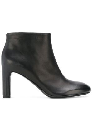 Del Carlo ankle length boots - Black