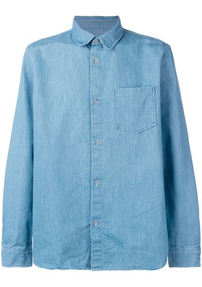 A.P.C. denim shirt - Blue