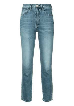3x1 authentic straight jeans - Blue