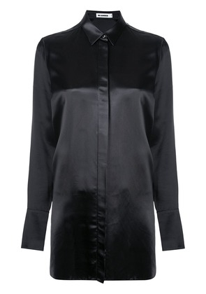 Jil Sander Francesca shirt - Black
