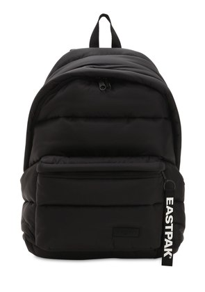 30L PADDED XXL QUILTED NYLON BACKPACK