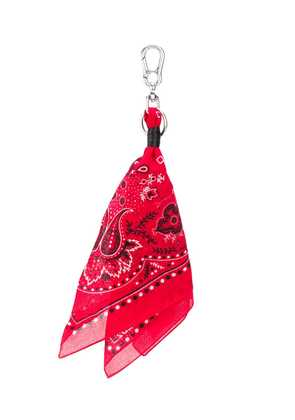 Dsquared2 Hippie Cowboy Paisley Knot keyring