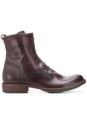 Fiorentini + Baker lace-up Eternity boots - Brown