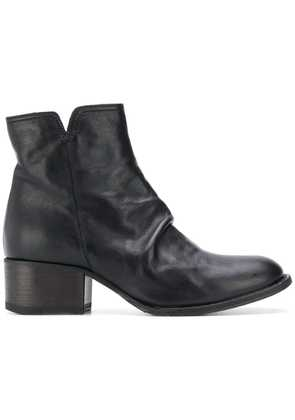 Fiorentini + Baker relaxed ankle boots - Black