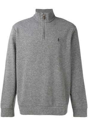 Polo Ralph Lauren quarter zip sweatshirt - Grey