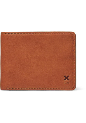 Best Made Company - Leather Billfold Wallet - Tan